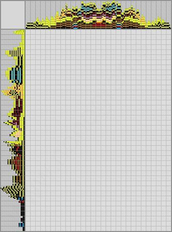 Japanese crossword «Spongebob squarepants»