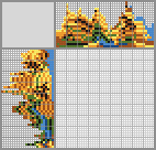 Japanese crossword «Sunflowers»