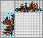 Japanese crossword «Red Admiral»