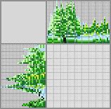 Japanese crossword «Birch tree»