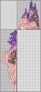Japanese crossword «Purple Nail Polish»