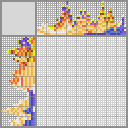 Japanese crossword «Leone Frollo - Pin-Up Art #2»