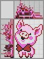 Japanese crossword «Pig»
