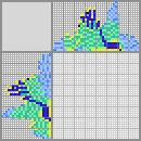 Japanese crossword «Dragonfly»