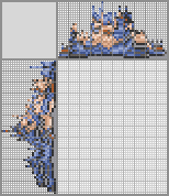 Japanese crossword «Team Aqua Admin (Pokemon Trainer)»